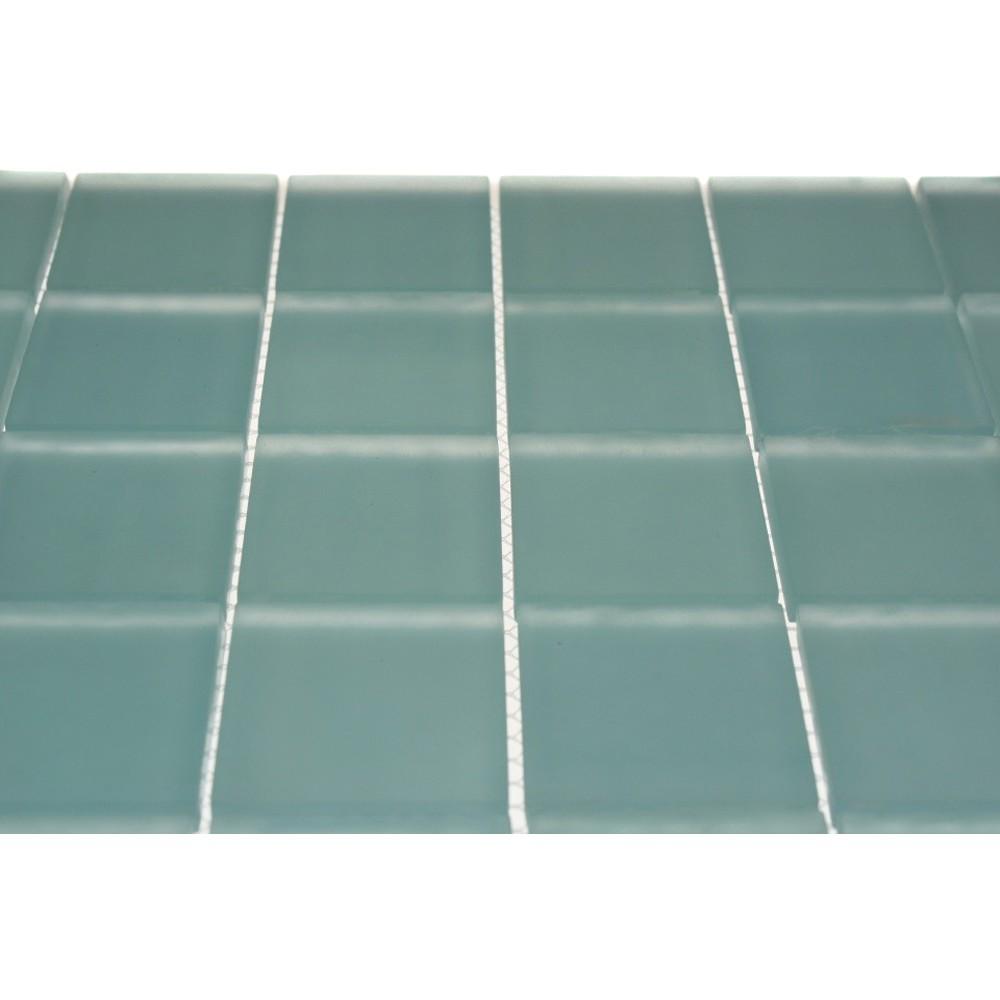 Turquoise Tile Amazing Of Turquoise Glass Tile Backsplash Photo