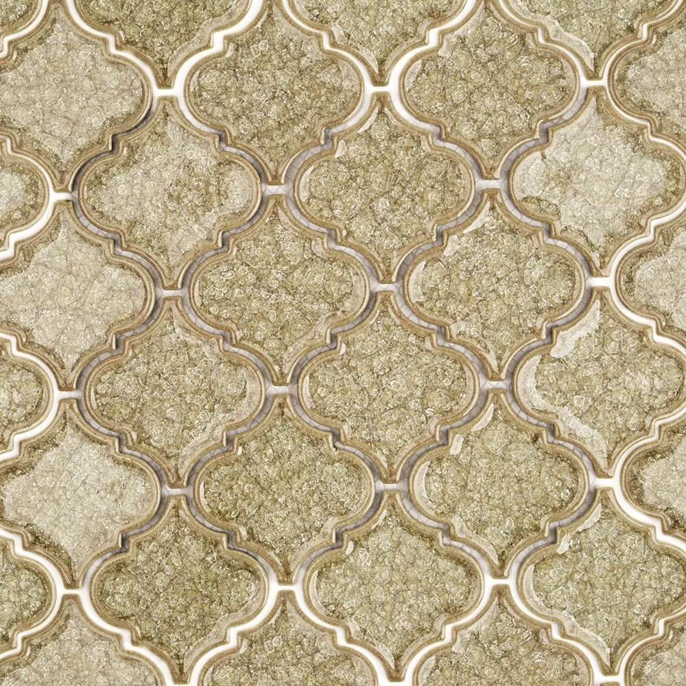 Roman Collection Summer Draught Arabesque Tile