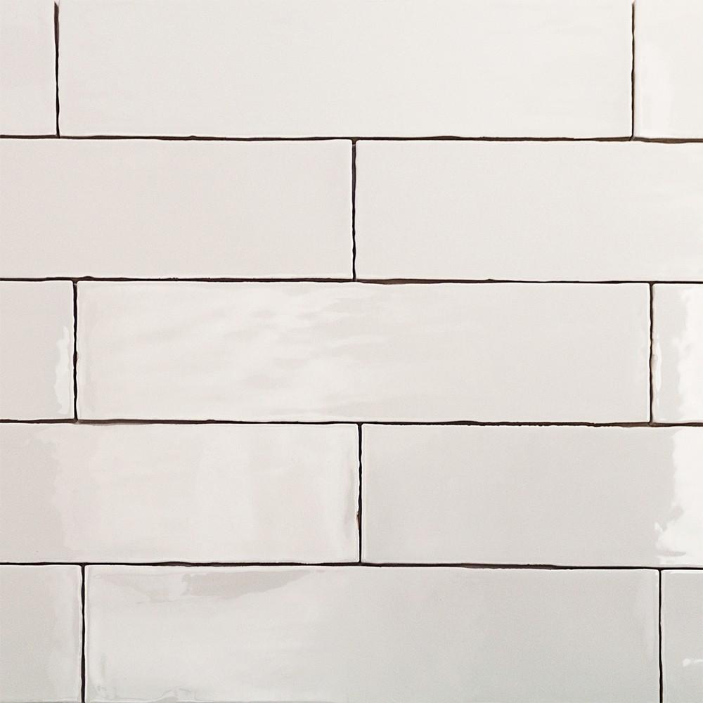Shop For Lancaster 3x12 Bianco Ceramic Tile At