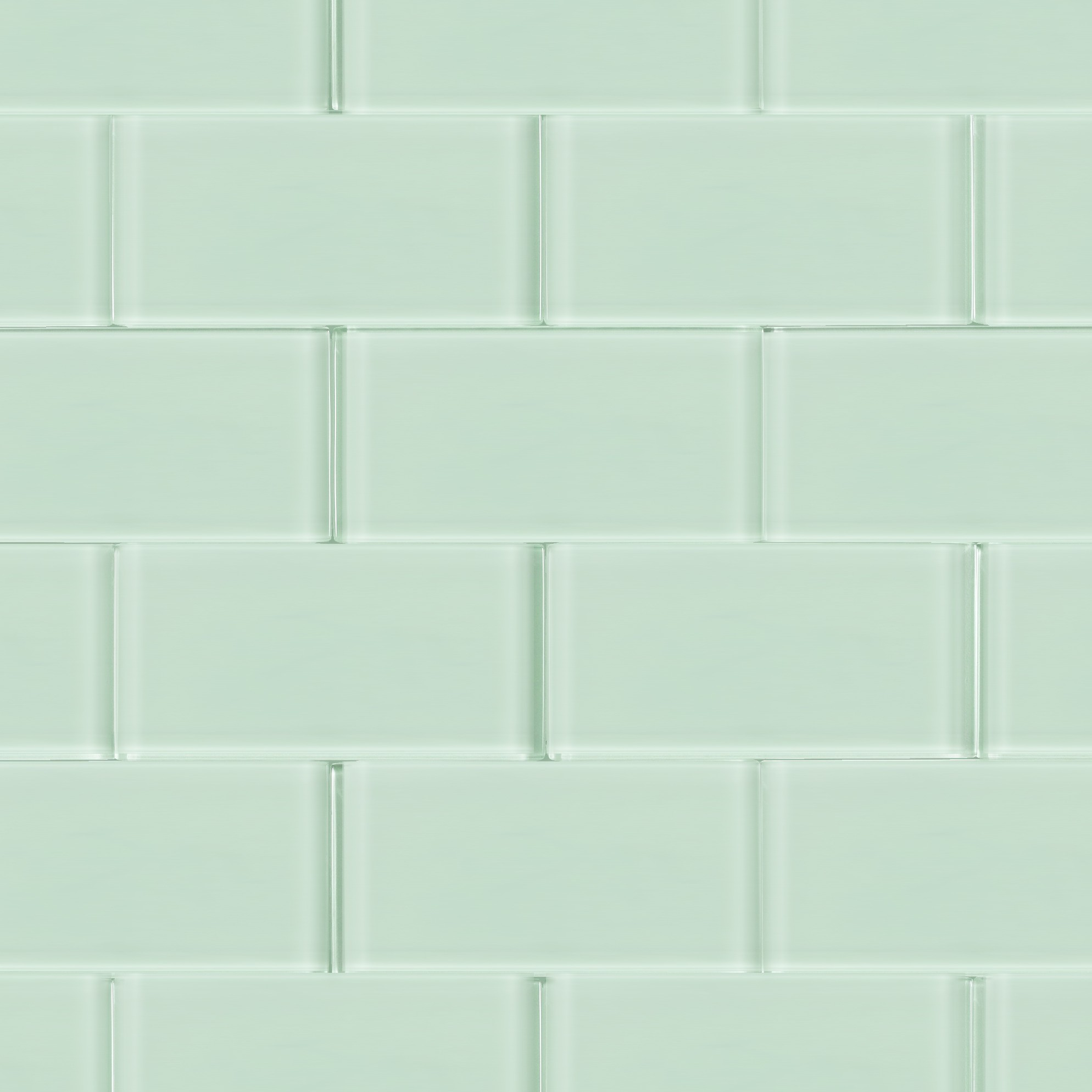 21 Best Images About Frosted Glass Tile Kitchen On: Loft Seafoam Frosted 3x6 Glass Tile