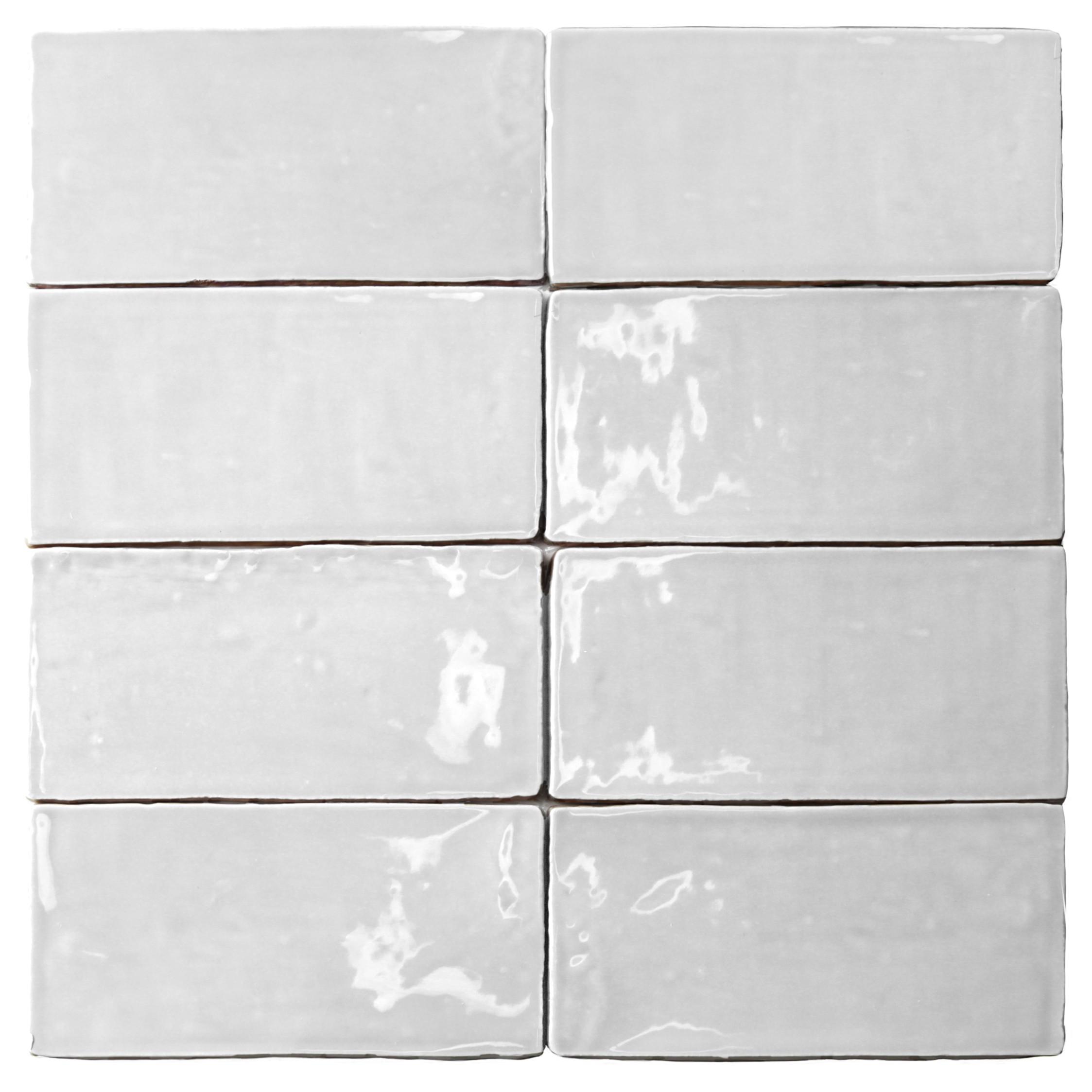 Shop For Lancaster Bianco 3x6 Ceramic Tiles at TileBar.com