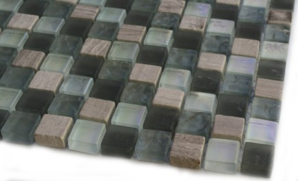 "Sample- Constellation Blend Squares 1/2"" X 1/2"" Tiles"