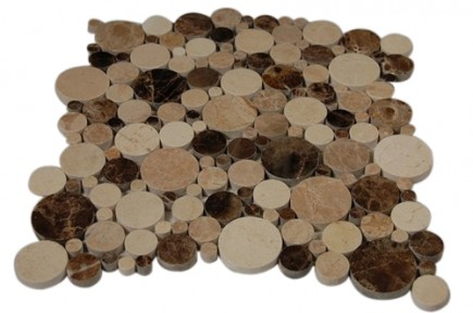 KINETIC WOODLANDS CIRCLES MARBLE TILES_MAIN