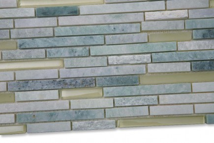 Sample-Stanza Ming Green Marble Tile