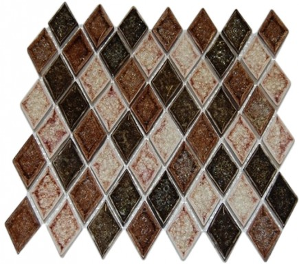 ROMAN COLLECTION IL SUOLO DIAMOND GLASS TILES_MAIN