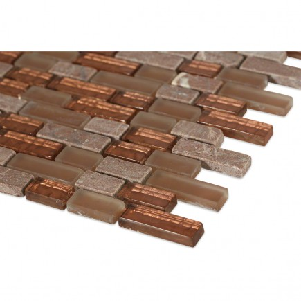 Copper Clay Blend Brick_corner_closeup