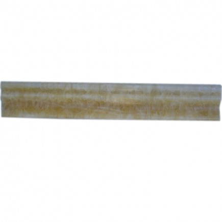 CHAIR RAIL HONEY ONYX 2X12 MARBLE LINER_MAIN