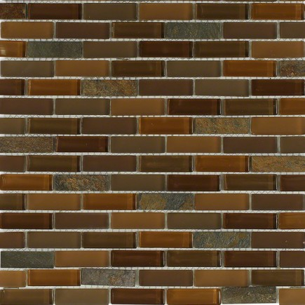 Geological Brick Multi Slate + Earth_Main