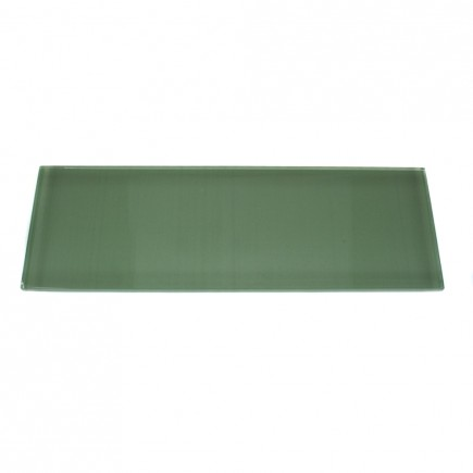LOFT SPA GREEN POLISHED 4X12 GLASS TILE_MAIN