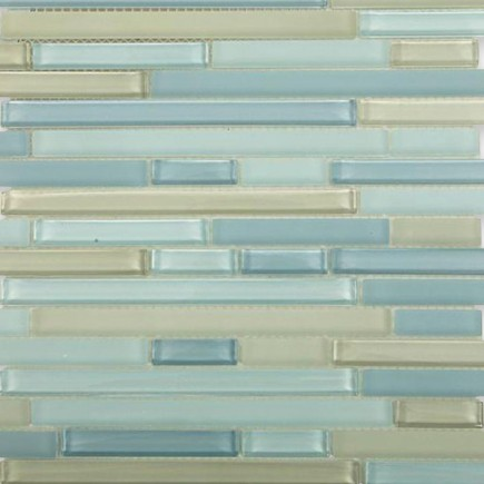 Tao Sea Wave Glass Tiles