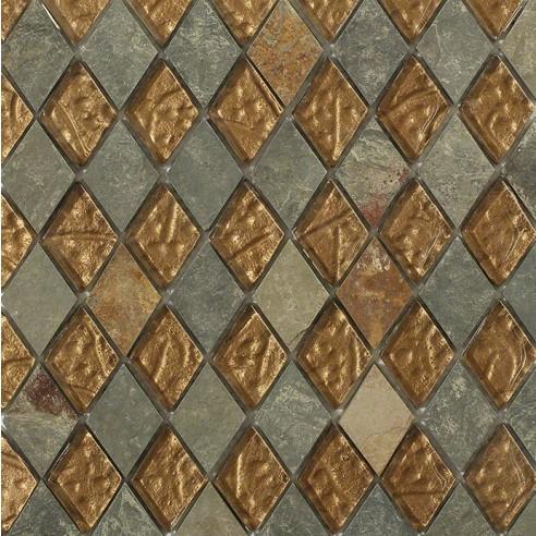 Geological Diamond Multi Slate + Bronze_MAIN