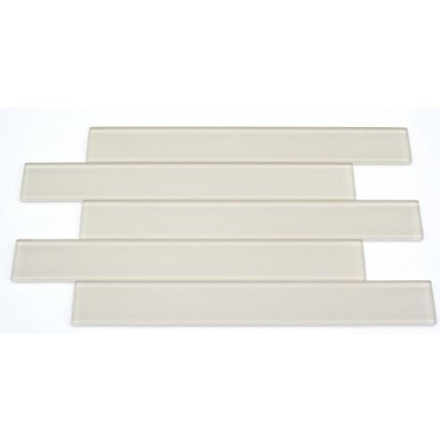Loft Horizon Sand Beach Polished 2x16 Glass Tile