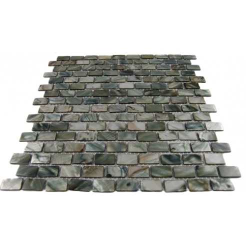 MINI BRICK ANCHOR GRAY PEARL TILE MINI BRICK PATTERN_MAIN
