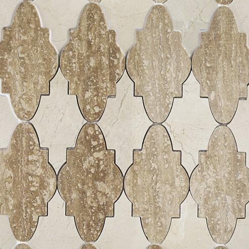 Odeza Armagnac Marble Tile