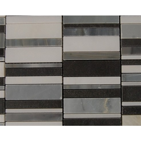 sample- WATERFALL PATTERN LUNAR PLATEAU 1/4 SHEET  TILES SAMPLE_MAIN