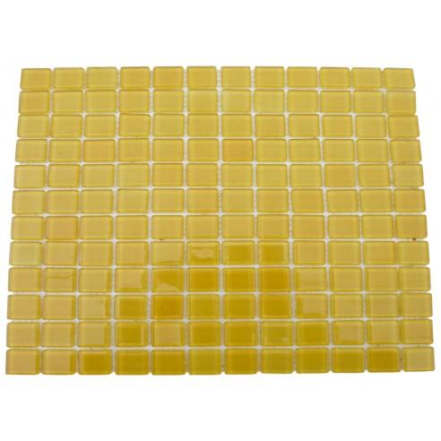 Loft Zest 1 x 1 Glass Tiles