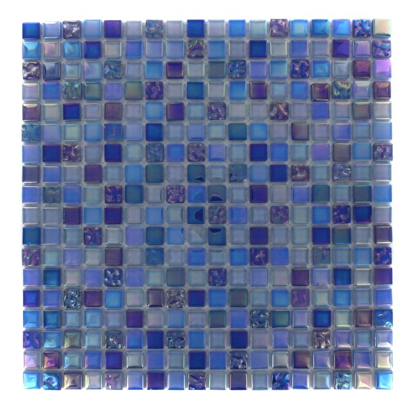 shop 11 3 4 x 11 3 4 whimsical cobalt lagoon polished