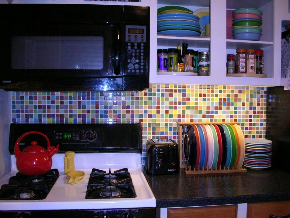 fruit platter 1x1 multi colored polished glass tile glass marble stove backsplash glass marble arabesque backsplash