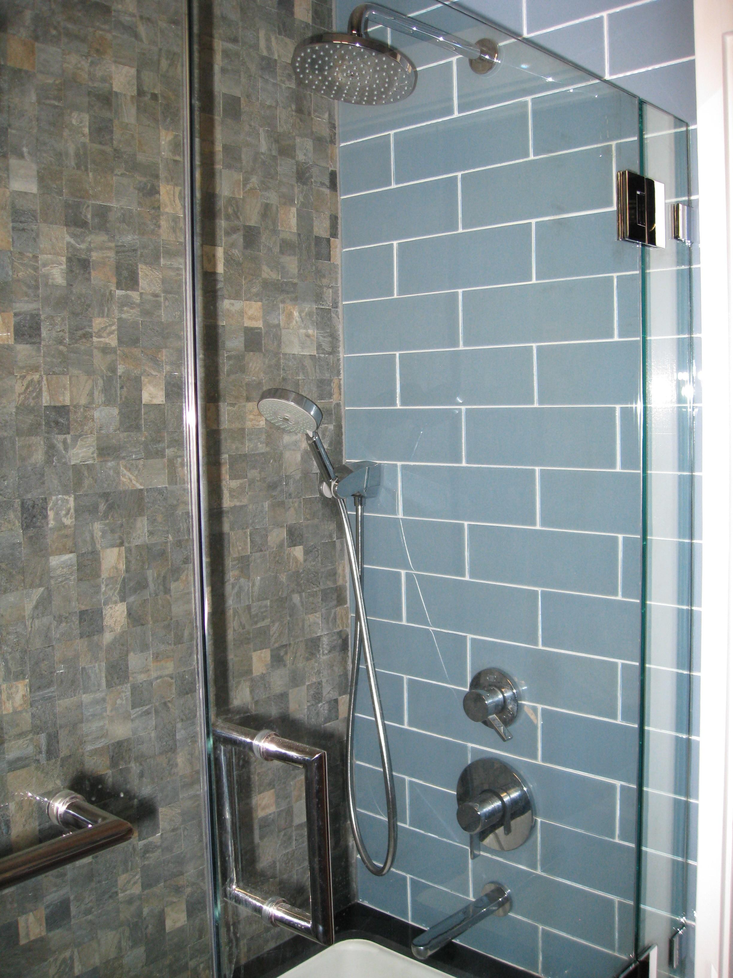 4x12 Marble Subway Tile Backsplash