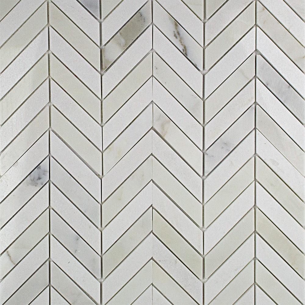 Talon Calacatta And Thassos Marble Tile