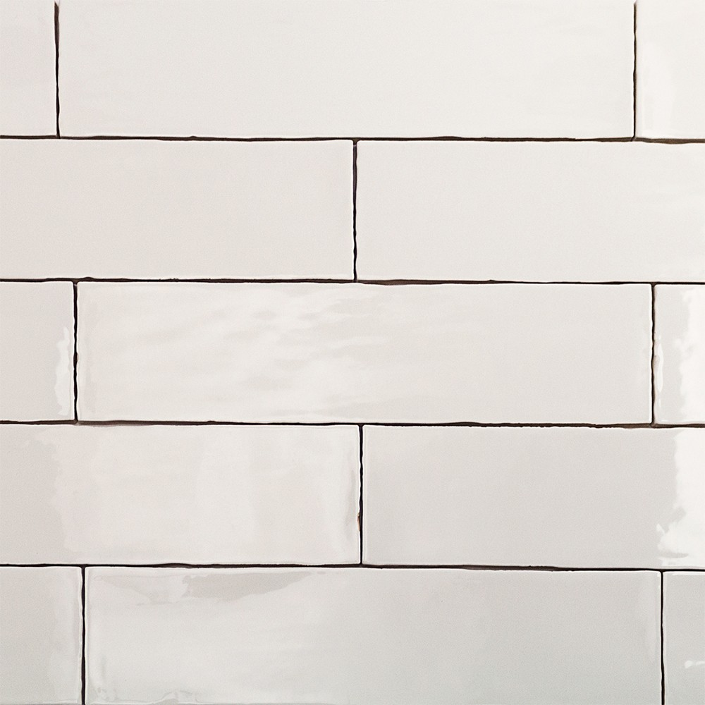 Shop for lancaster 3x12 bianco ceramic tile at Ceramic tile store
