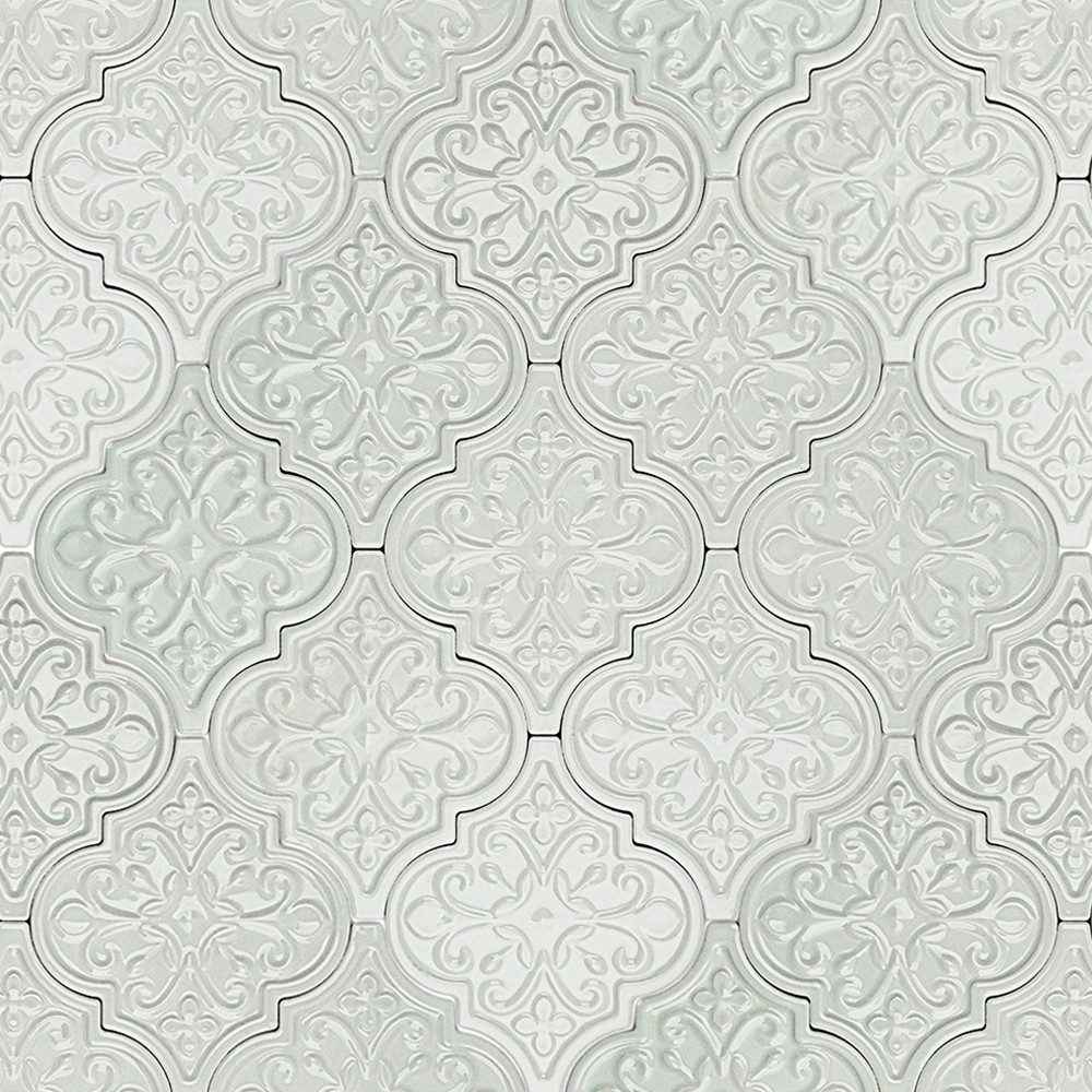 Byzantine Arabesque Bianco Ceramic Tile besides Dreamline Slimline 32 By 32 Double Threshold Shower Base Dlt 1032320 in addition Galassia Ethos 75 Floorstanding Chrome Basin Frame 8458 further Byzantine Florid Arabesque Alice Ceramic Tile together with HL318. on bathroom vanities showroom