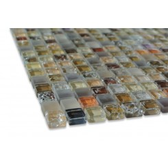 Peppercorn Glass Tiles