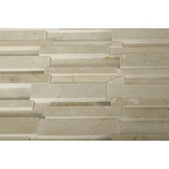 Illusion 3d Brick Crema Marfil Pattern
