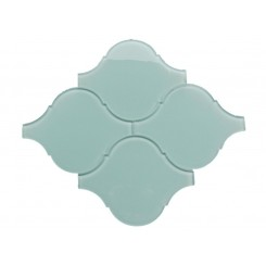 Loft Radiance Adriatic Mist Glass Tile