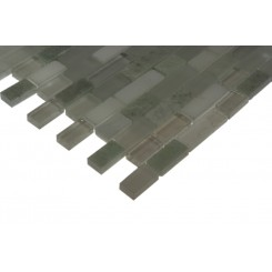 Alloy Grassplains 1/2 X Random Glass & Marble Mosaic Tiles
