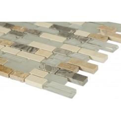 Alloy Sutjeska 1/2 X Random Glass And Marble Tiles