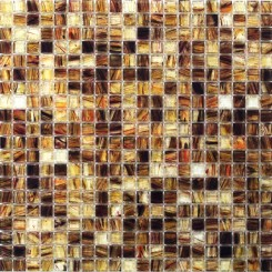 Celeste Autumn Fest Glass Tile