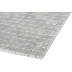 Asian Statuary 3/4x3/4 Marble Tile