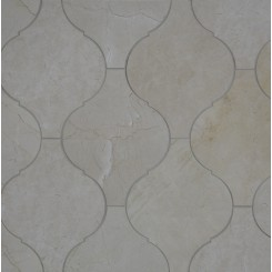 Beacon Crema Marfil Polished Marble Tile