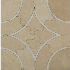 Highland Cinderglow Marble Tile
