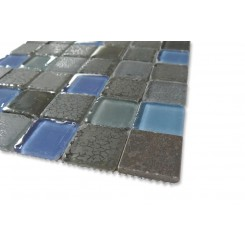 Flyway Glass and Stone Tiles