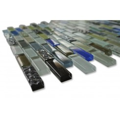 Deep Sea Dive Glass Tiles