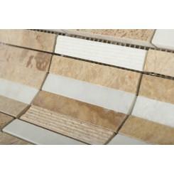Esker Navajo Sand Bricks Marble Tile