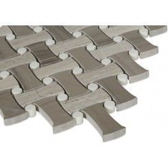 Filigree Portabello Marble Tile