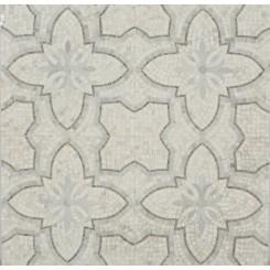 Primrose Bianco Grigio Marble Tile