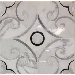 Highland Grace Marble Tile