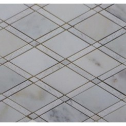 Imperial Textured Asian Statuary Marble Tile