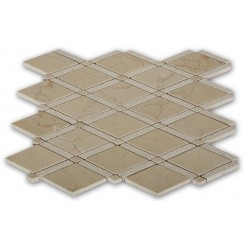 Imperial Textured Crema Marfil Marble Tile