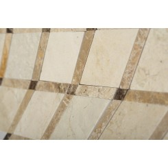 Imperial Woodland Blend Marble Tile