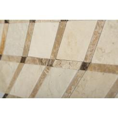 Imperial Woodland Blend Marble Tile