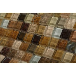 Sable Glass Tiles