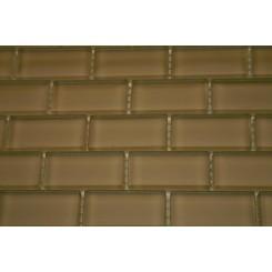 Loft Fawn 1 x 2 Glass Tiles