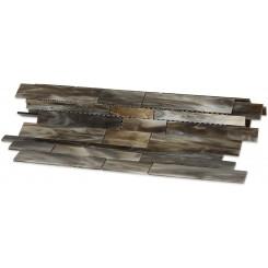 Matchstix Mudslide Glass Tile