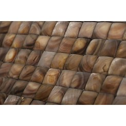 Nacre Brown 3D Pearl Tile