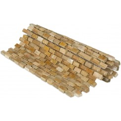 Paragon Sunray Cave Mini Brick Pattern  Tile